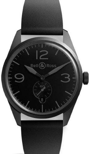 Bell & Ross Vintage Phantom BR 123 Men's Watch BR-123-Original-Phantom