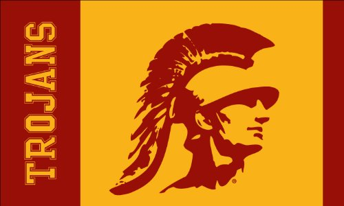 Amazon USC Trojans Flag Sports Fan Outdoor Flags Garden