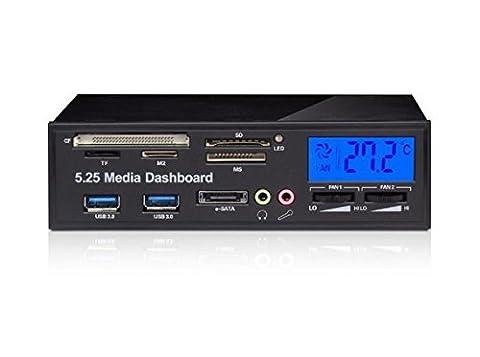 Ronsen 525F - Multifunctional Media Panel 5.25
