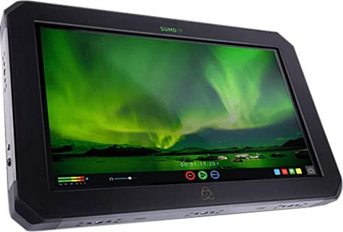 Atomos Sumo 19 HDR High Bright Studio Monitor RAW//ProRes Recorder