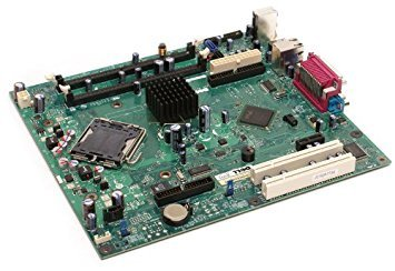 (Genuine Dell P4 Intel Pentium LGA775 Intel 900 Graphics Chip MotherBoard For Dell Optiplex 210L SMT Tower Desktop System Part Numbers: HC918, NC193, WJ772)
