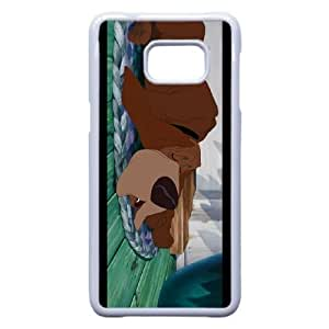 Samsung Galaxy S6 Edge Plus Phone Case White Lady and the Tramp Trusty EVR3925817