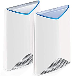 NETGEAR Orbi Pro AC3000 Business Mesh WiFi System, 2-Pack, Wireless Access Point (SRK60) (B074NCBVR8) | Amazon price tracker / tracking, Amazon price history charts, Amazon price watches, Amazon price drop alerts