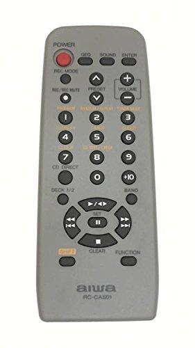 Genuine AIWA RC-CAS01 Remote Control