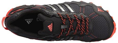 Adidas Heren Rockadia Trail M Running Schoen Zwart / Zwart / Energie