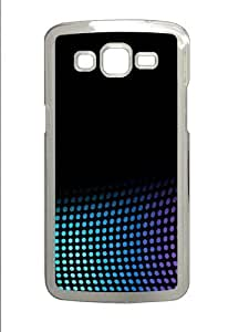 Dots Polycarbonate Hard Case Cover for Samsung Grand 2/7106 Transparent by Maris's Diary