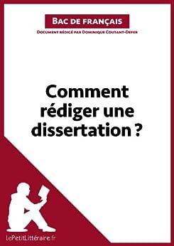 dissertation litteraire methodologie Fiche de méthode pour réussir la dissertation au bac de français : comment faire un plan, conseils pour rédiger l'introduction, le développement et la.