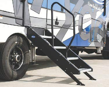 MOR/ryde STP-3-27-02H 30-33.5' H, 8' R, 26-28' DW International StepAbove 3 Step-30-33.5' Height, 8' Rise, Door Width