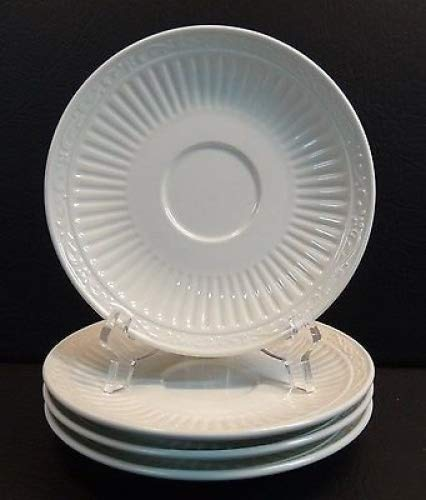 Mikasa Dinnerware, Italian Countryside Saucers, Set of 4