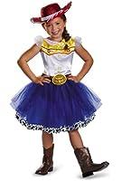 Disguise Disney Pixar Toy Story and Beyond Jessie Tutu Prestige Girls Costume, Small/4-6x