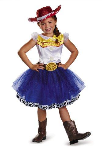 Disgu (Jessie Toy Story Costume)