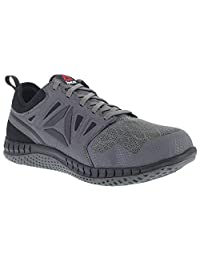 Reebok Work Men\'s Zprint Work Black/Dark Grey 8 E US