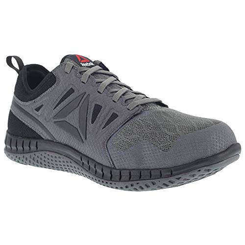 Reebok Work Men's Zprint Work Dark Grey/Black 11.5 D US D (M)