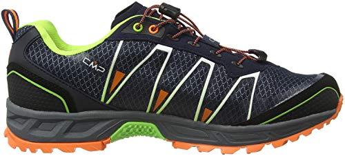 97bd Cmp Running navy orange Blu Atlas Da Scarpe mint Fluo Uomo Trail qwPFfw