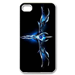 Linkin Park Logo Quotes Plastic PC Case Cover Skin For Iphone 4 4S case cover KHR-U602486