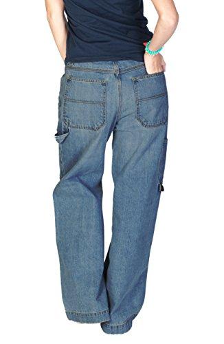 JNCO Fixin' Carpenter Jeans Medium Stone- Leg Opening 22