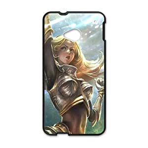 HTC One M7 Cell Phone Case Black League Of Legends 005 HIV6755169581405