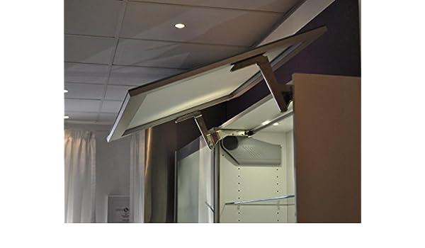 SO-TECH ® AVENTOS HS – Up & over sistema de elevación tipo F para solapa alturas de 526 – 675 mm y peso de 9,75 a 19 kg (Corpus ancho max. 1800 mm): Amazon.es: Bricolaje y herramientas