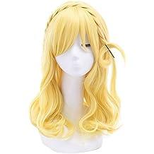 Nuoqi Sunshine Anime Girls Sweet Hairs Cosplay Costumes Wigs