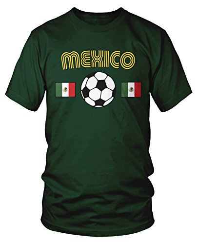 74727b1bdff Mexico shirt the best Amazon price in SaveMoney.es
