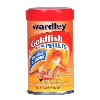 (Goldfish Floating Pellets)