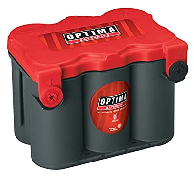 Optima Batteries 8078-109 78 RedTop Starting Battery