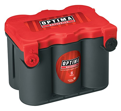 Optima Batteries 8078-109 Sealed Gel Battery - group 78 Red