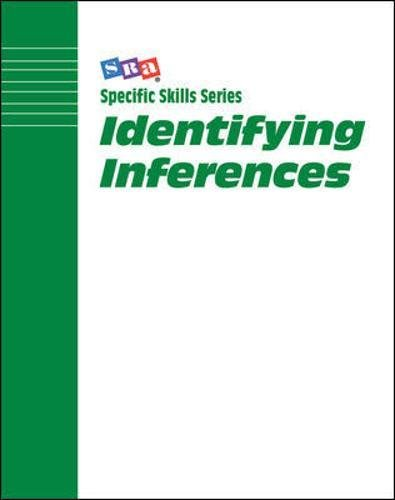 Identifying inferences (Specific skill series)