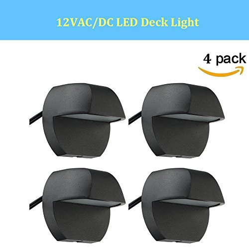 Deck Light Low Voltage - 9