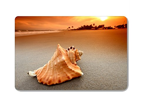 gwein-summer-beach-shell-doormat-entrance-mat-floor-mat-rug-indoor-outdoor-front-door-bathroom-mats-