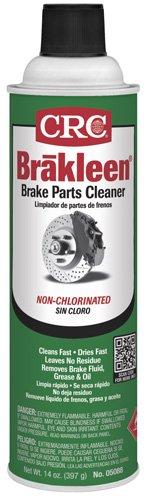 CRC Industries Inc 05088 - Automotive Brakes & Parts Fluid - 20 oz, Liquid, Pack of 15