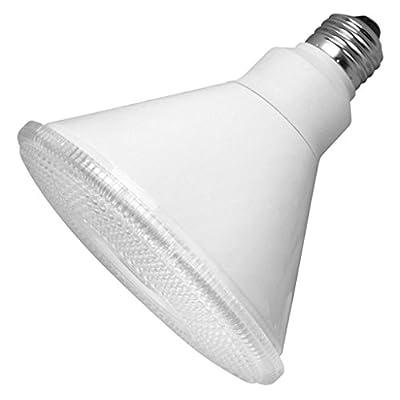 TCP Dimmable LED Lamp, 17 watt, 120 volt, PAR38, Medium Screw (E26) Base, 1600 lumens, 82 CRI, 3000 K