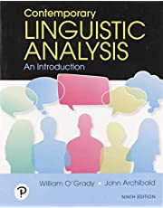Contemporary Linguistic Analysis: An Introduction