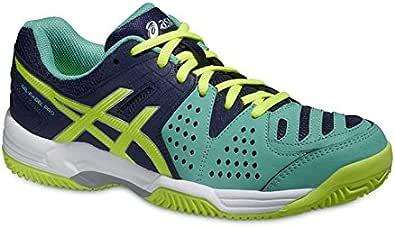ASICS Gel-Padel Pro 3 SG - Zapatilla Padel para Mujer 46710 (38): Amazon.es: Zapatos y complementos