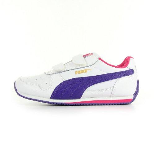 Puma  Fieldsprint l v kids,  Sneaker bambina