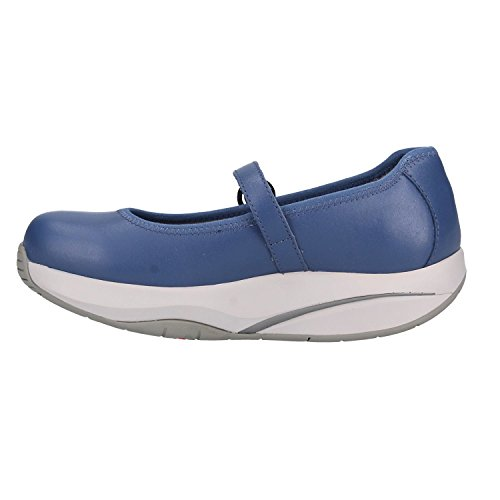 MBT Schuhe 700956-1193N Tunisha W Blue Blau
