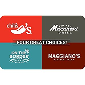 Brinker Restaurant Gift Card