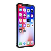 Apple iPhone X, Fully Unlocked 5.8″, GB – Space Gray 256