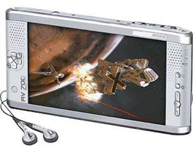 Archos AV 700 40 GB Mobile Digital Video Recorder