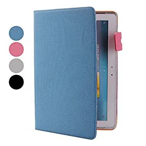 Protective Case with Card Pocket for Samsung Galaxy Tab2 10.1 P5100 , Rose
