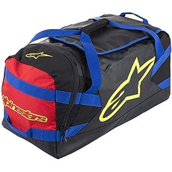 Goanna Duffle Bag One Size, Black Anthracite Yellow Fluo