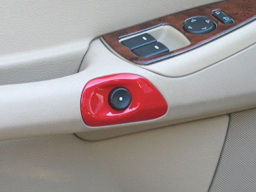 2005-2013 Corvette lemans Blue Metallic Interior Door Release ()