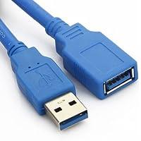 Alfais 4626 Usb 3.0 Dişi Erkek Uzatma Uzatıcı Ara Kablosu 1 Metre