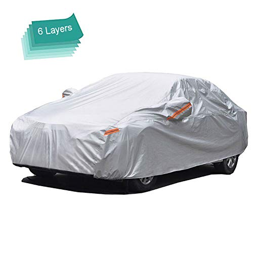 GUNHYI Outdoor Car Covers