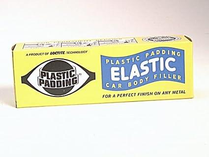 plastic padding elastic