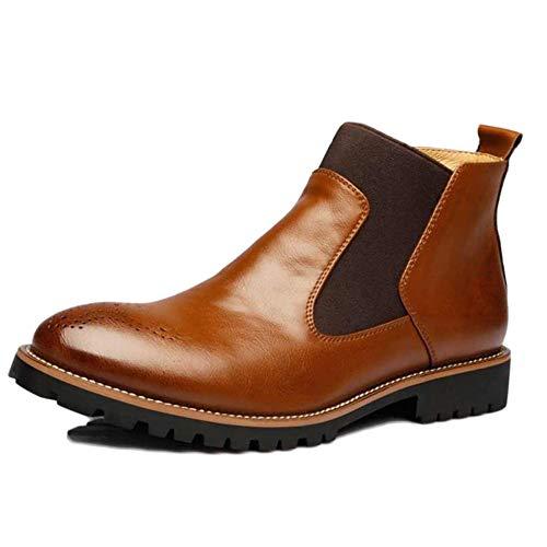 Stivali Dr Martens Stivali Adulti Desert Boots Classic Stivali Invernali da Uomo High-Top da Uomo con Stivaletti in Pelle da Uomo Brown