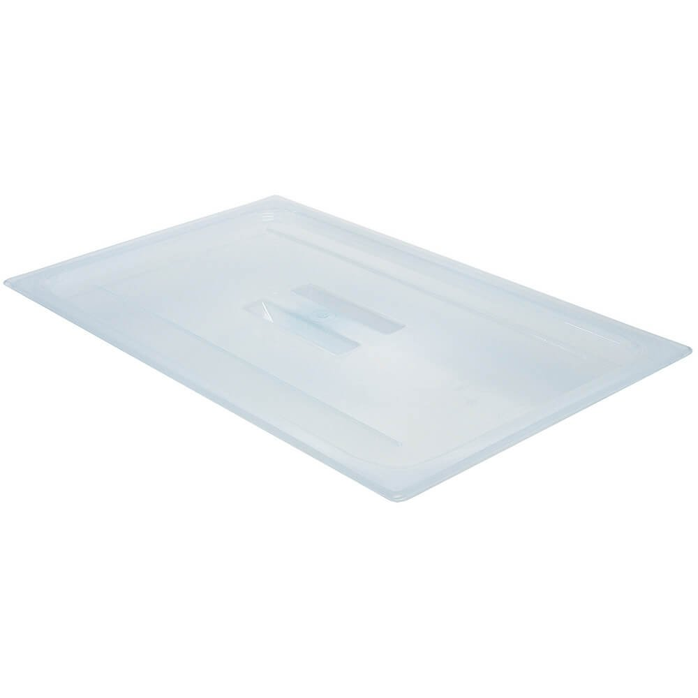 Cambro 1/2 GN Hotel Pan Lid with Handle, 6PK Translucent 20PPCH-190 by Cambro