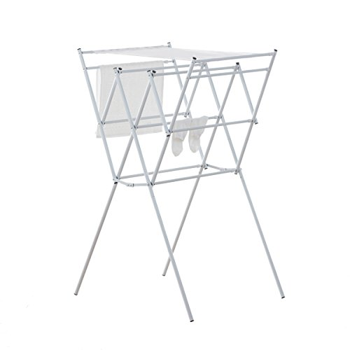 neatfreak Accordion Drying Rack with Mesh Top Shelf