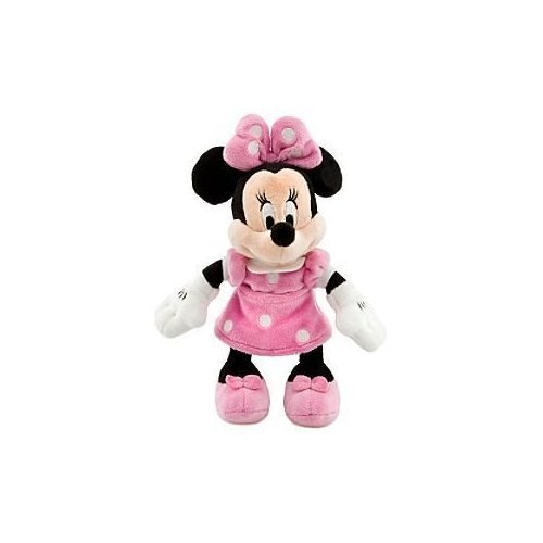 Disney Minnie Mouse Mini Bean Bag Plush - Pink - Shop Disneyland California Gift