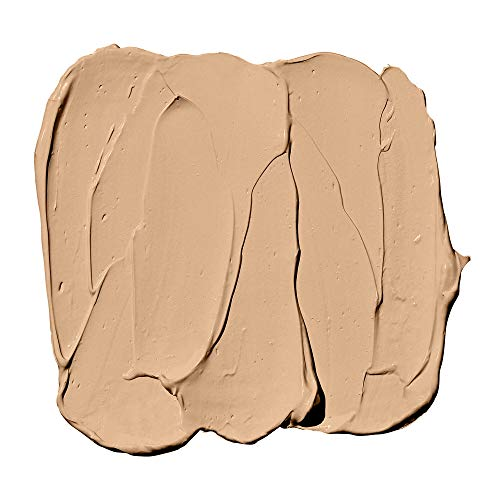 e.l.f, Flawless Finish Foundation, Lightweight, Oil-free formula, Full Coverage, Blends Naturally, Restores Uneven Skin Textures and Tones, Shell, Semi-Matte, SPF 15, All-Day Wear, 0.68 Fl Oz